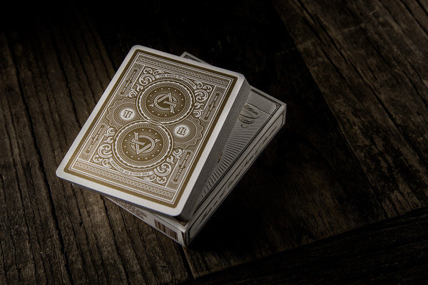 White Artisan Deck