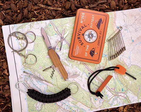 Great Outdoors Survival Kit