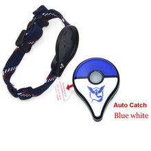 Load image into Gallery viewer, 2019 Newest Design auto catch Bluetooth Bracelet For Pokemon go Plus Device For IOS/ Android