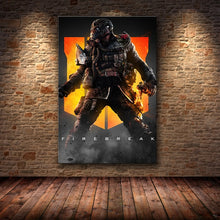 Load image into Gallery viewer, Call of Duty Modern Warfare Wall Art Canvas Poster And Print Canvas Painting Decorative Picture For Bedroom Home Decor