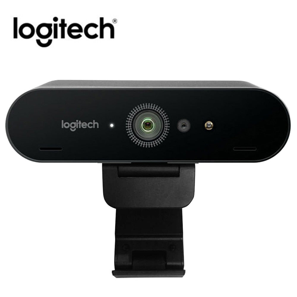Logitech BRIO C1000e 4K HD Webcam for Video Conference Streaming Recording Computer Peripherals