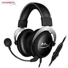 Load image into Gallery viewer, HyperX Cloud Gaming Headset Automatically noise cancellation headphones Detachable noise-cancellation microphone volume control