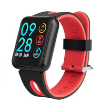 Load image into Gallery viewer, New Fashion Men Smartwatch Message Reminder Smart Watches Waterproof Smart Watch Heart Rate Tracker Sport Watches For Women
