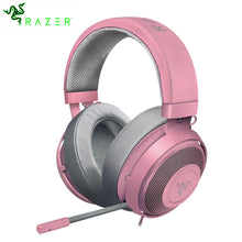Load image into Gallery viewer, Razer Kraken Wired 3.5mm Jack Gaming Headset Compatible with PC, Mac, Xbox One, PS4, Nintendo Switch Gaming Headphone For Gamer