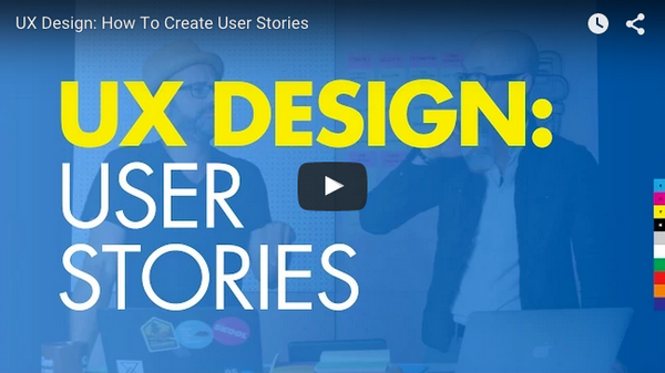 UX Design: How To Create User Stories