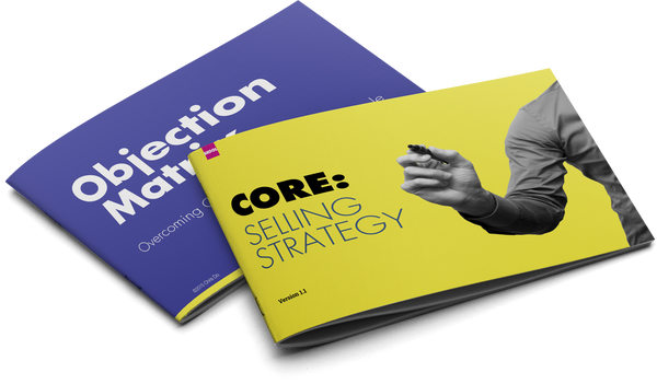 CORE: Selling Strategy
