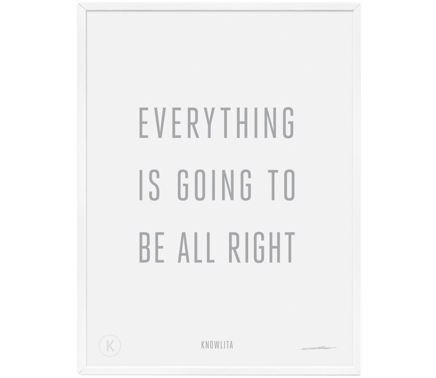 All Right Print
