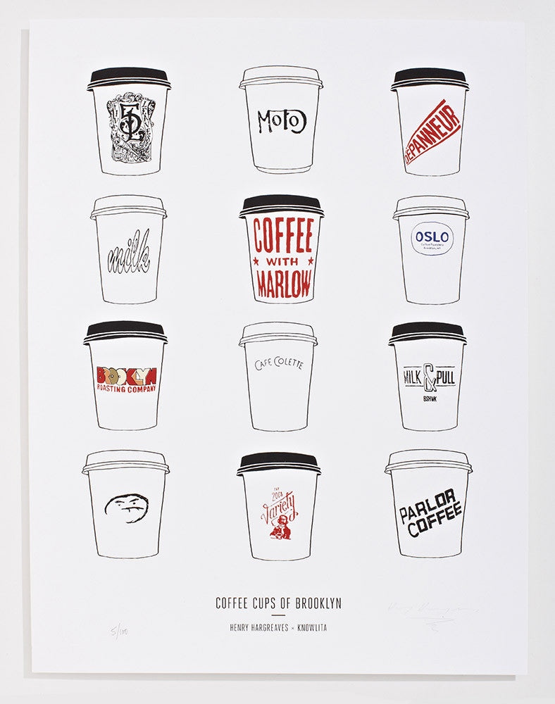 Coffee Cups of Brooklyn