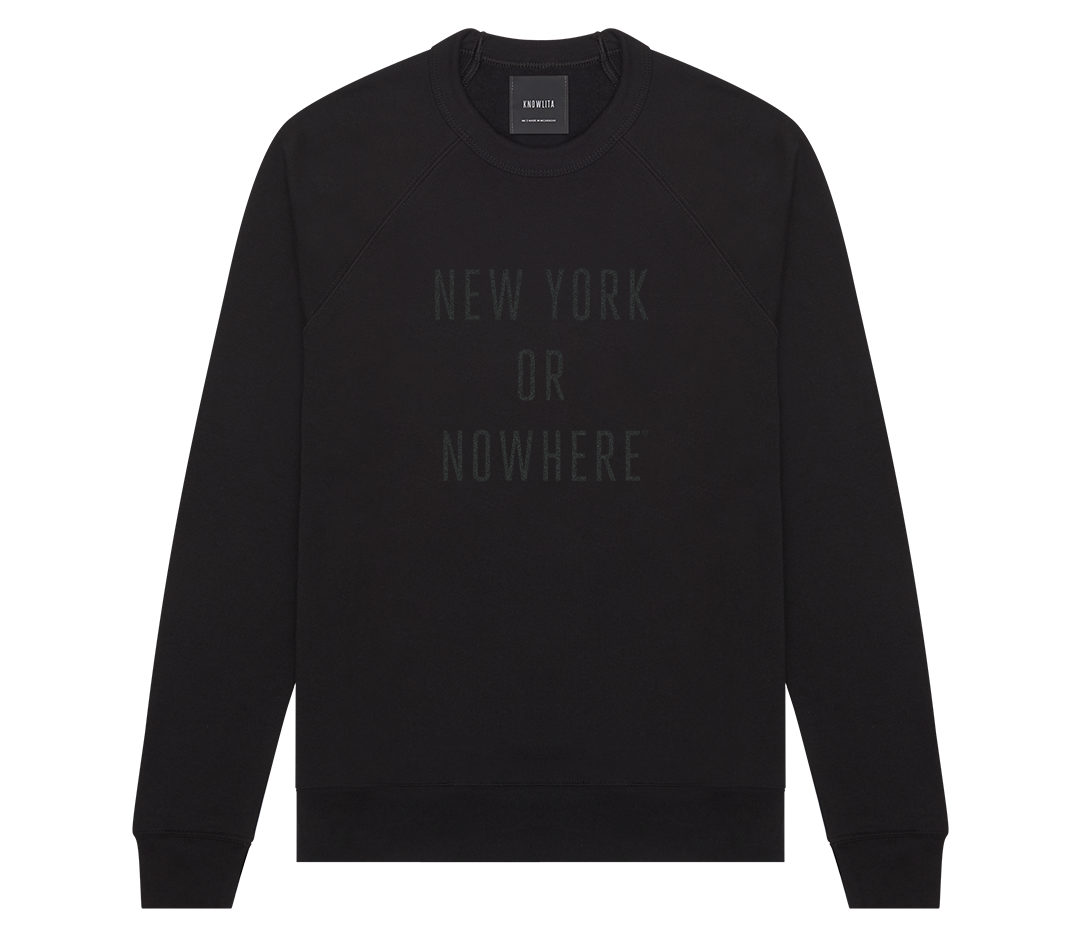 New York or Nowhere® Crew (PRE-ORDER)