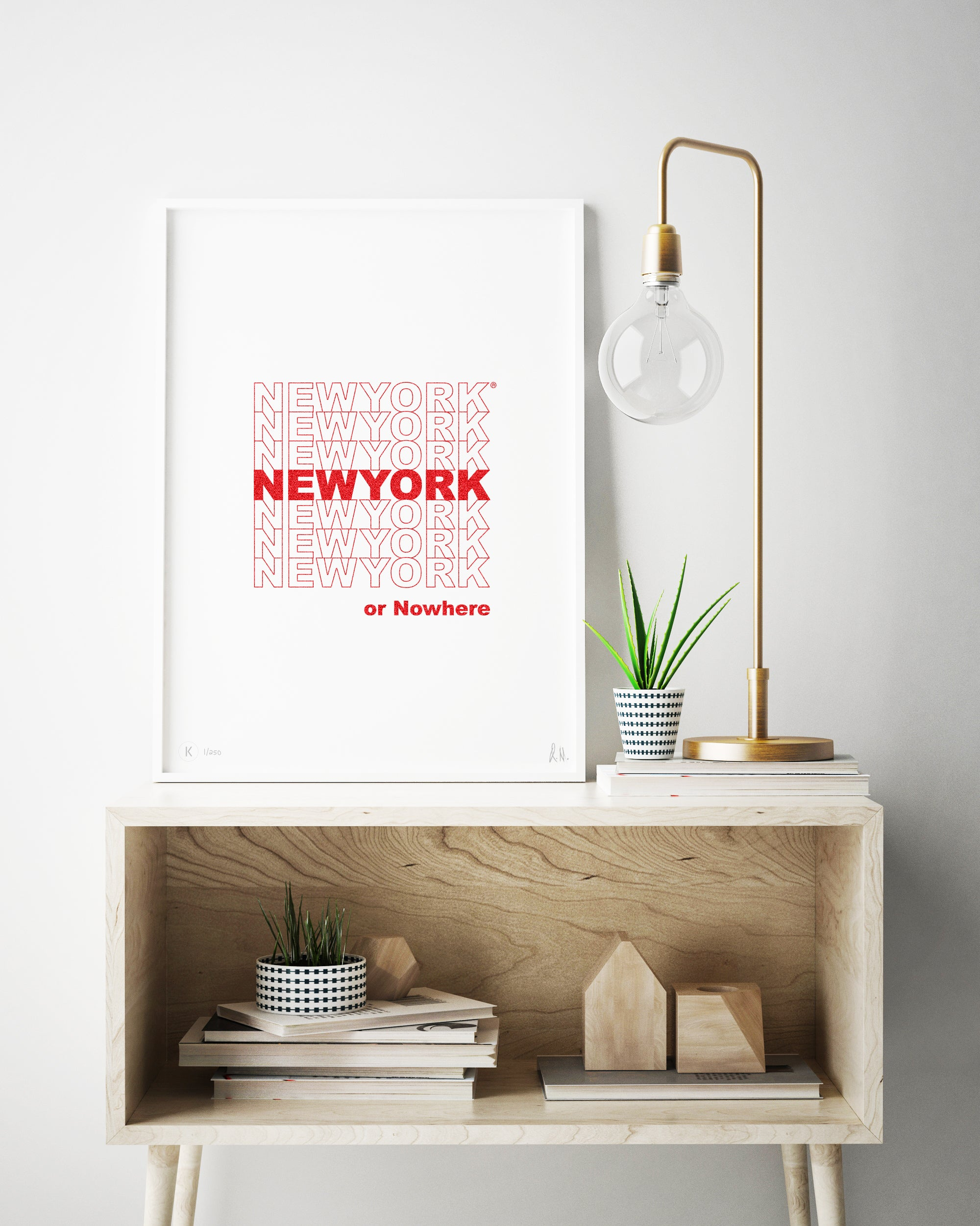 "NYON® ""Thank You"" Print"