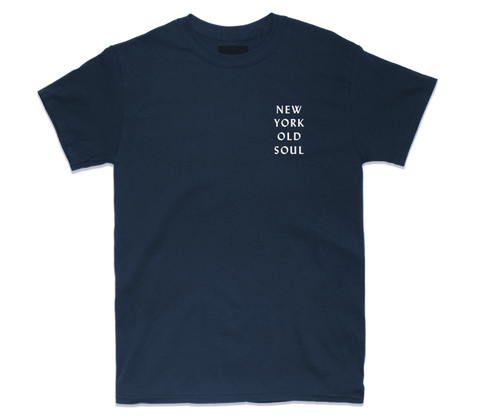 New York Old Soul Tee