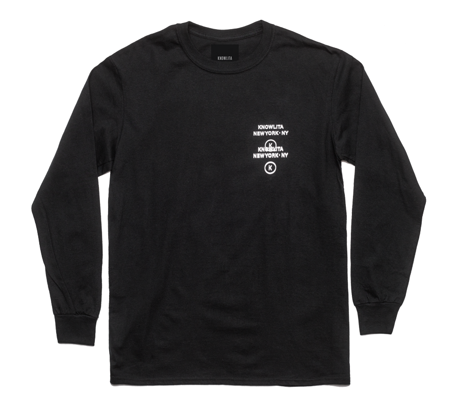Secret World is Ours Long Sleeve