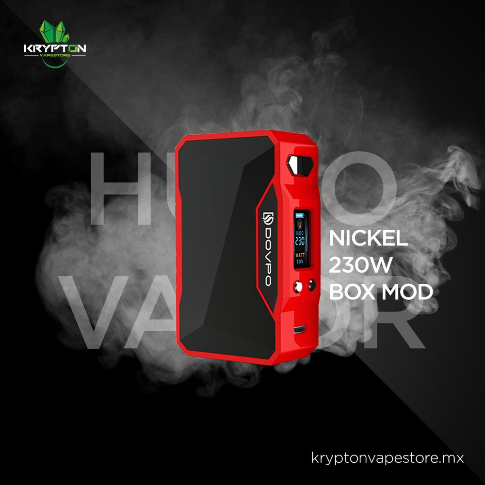 Nickel 230A Box Mod