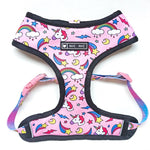 Small Medium Dogs Harness No Pull Breathable Leash Set