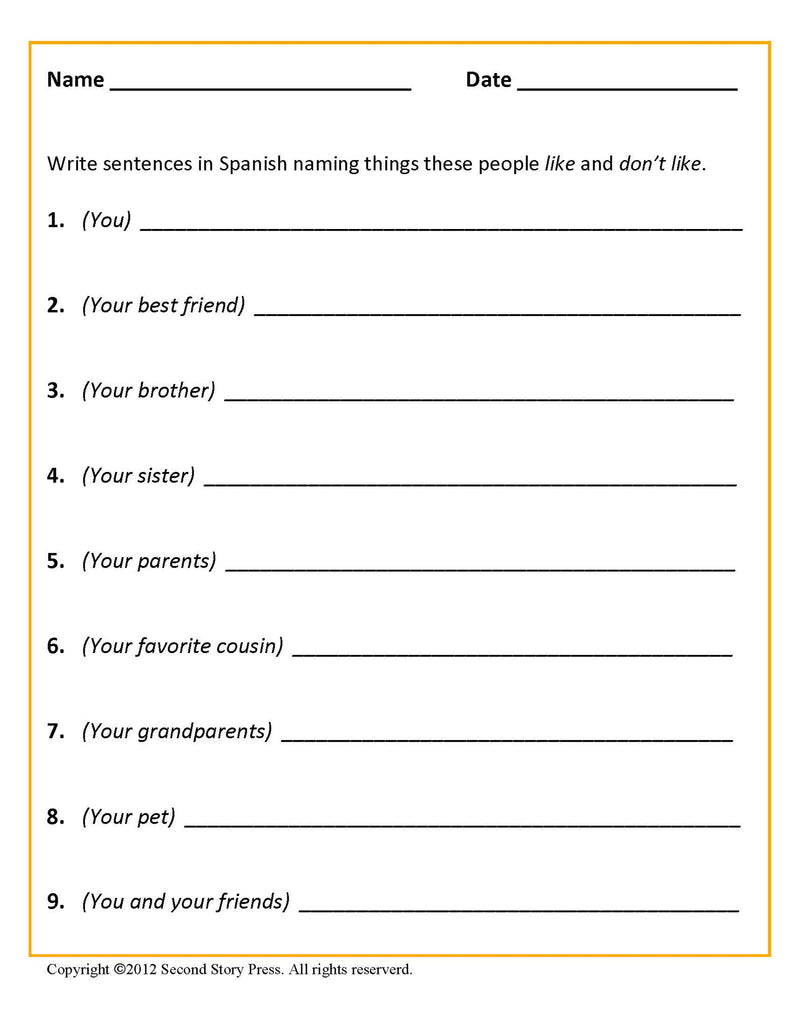 Worksheets. Gustar Worksheet. Pureluckrestaurant Free Worksheets ...