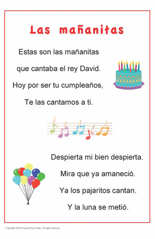 Spanish Songs and Rhymes