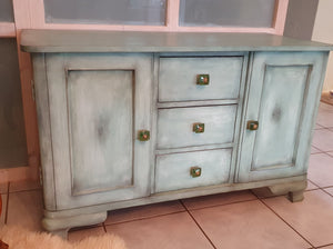 Vintage Kommode restyle shabby provence