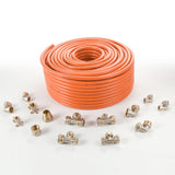 "3/4 ""x 1000 ft PEX O2 Barrier Radiant Heat"