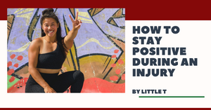 How to Stay Positive During an Injury