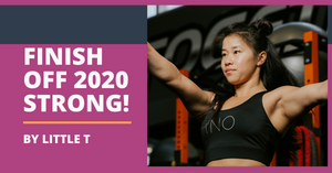 Finish Off 2020 Strong!