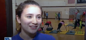 Work out Wednesdays promotes health among youth