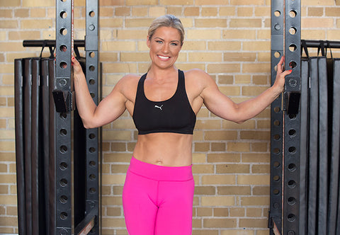 Nichelle Laus Full Body Circuit