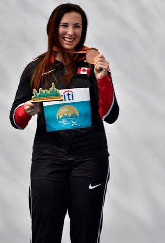 Renee Danielle Foessel is a Canadian Paralympic athlete