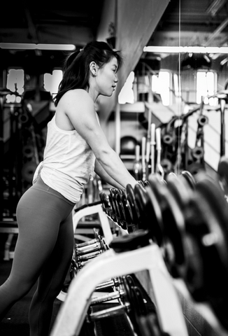 3 Tips on How to Feel Confident in the Gym
