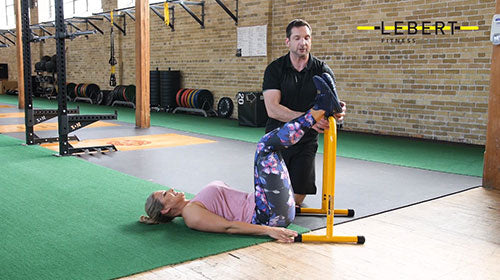 EQualizer Hip Extensions with Trainer Insights