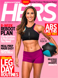Natalie Jill - Muscle and . Fitness Hers Magazine