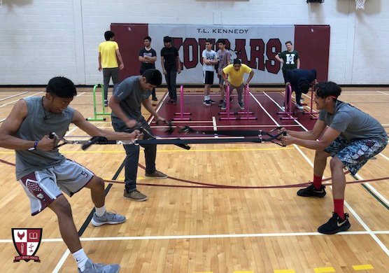 Fitness for All program launches at T. L. Kennedy High School