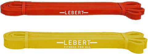 Lebert Functional Assisting Training Bands (F.A.T. Bands)