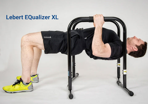 Marc Lebert and the EQualizer XL