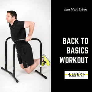 Lebert EQualizer® Back to Basics Workout