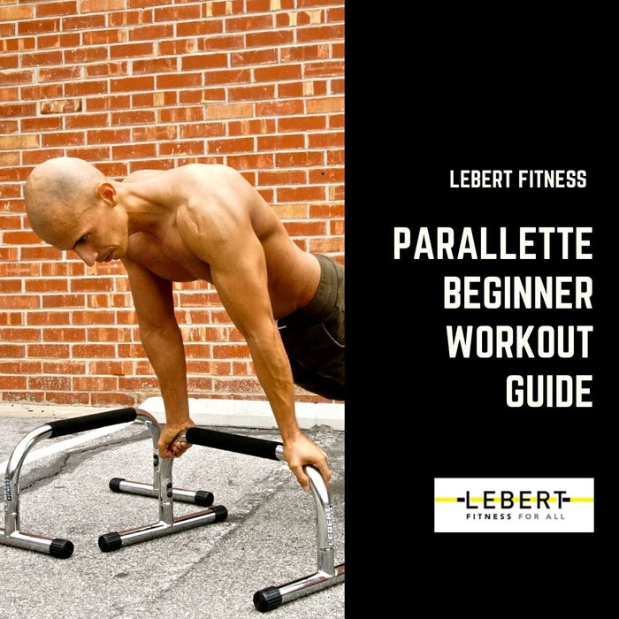 Lebert Parallette Beginner Workout