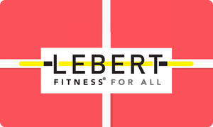 Lebert Fitness Gift Card