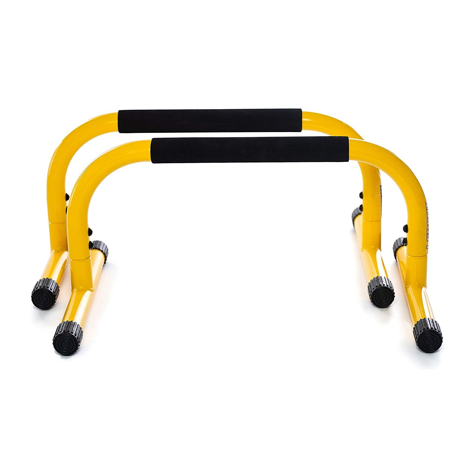 Lebert Parallettes Bars - Yellow