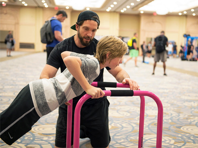 Family Fun Workouts