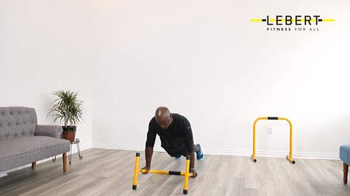 EQualizer Burpee with Progression