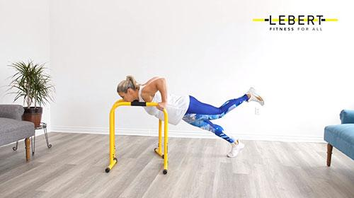 EQualizer Incline Push Up with Progression