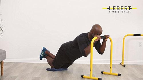 EQualizer Kneeling Tricep Extension