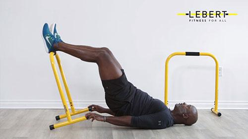 EQualizer Hip Extensions with Progression