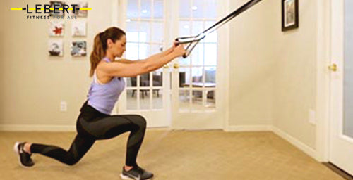 Reverse Lunges