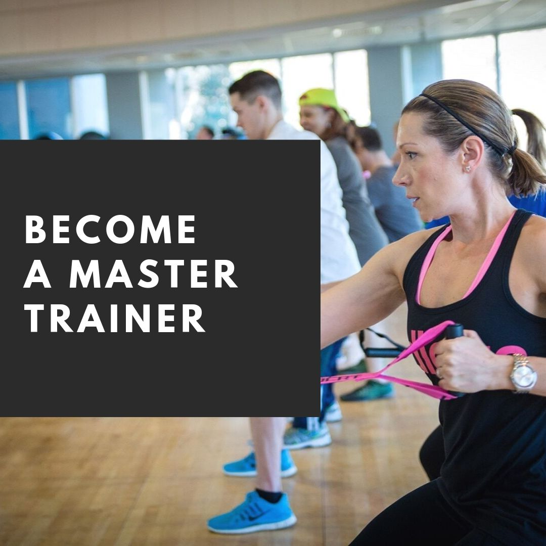 Become a Lebert Fitness Master Trainer
