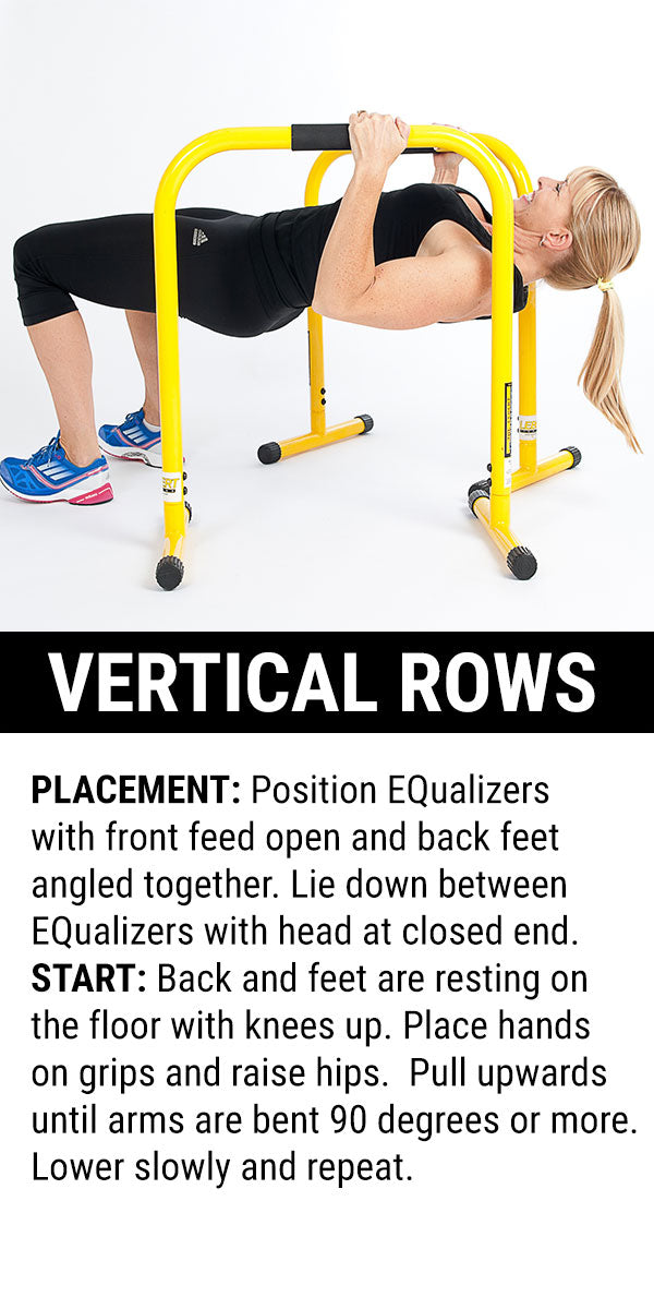 Featured Exercise - Vertical Row