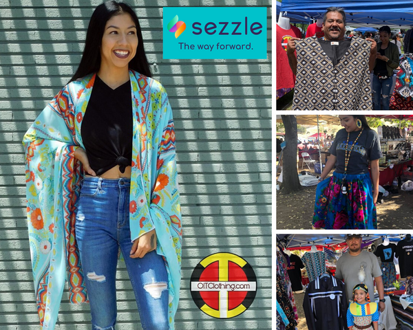 Sezzle Native American Clothing | Our Indigenous Traditions