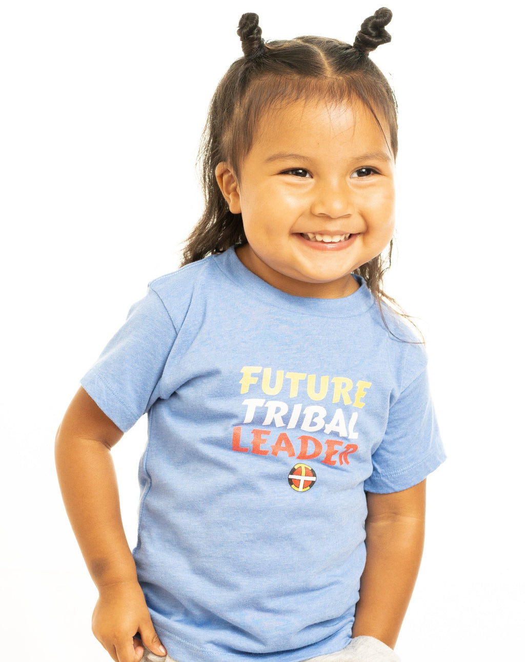 """Future Tribal Leader"" Toddler Tee - Our Indigenous Traditions"