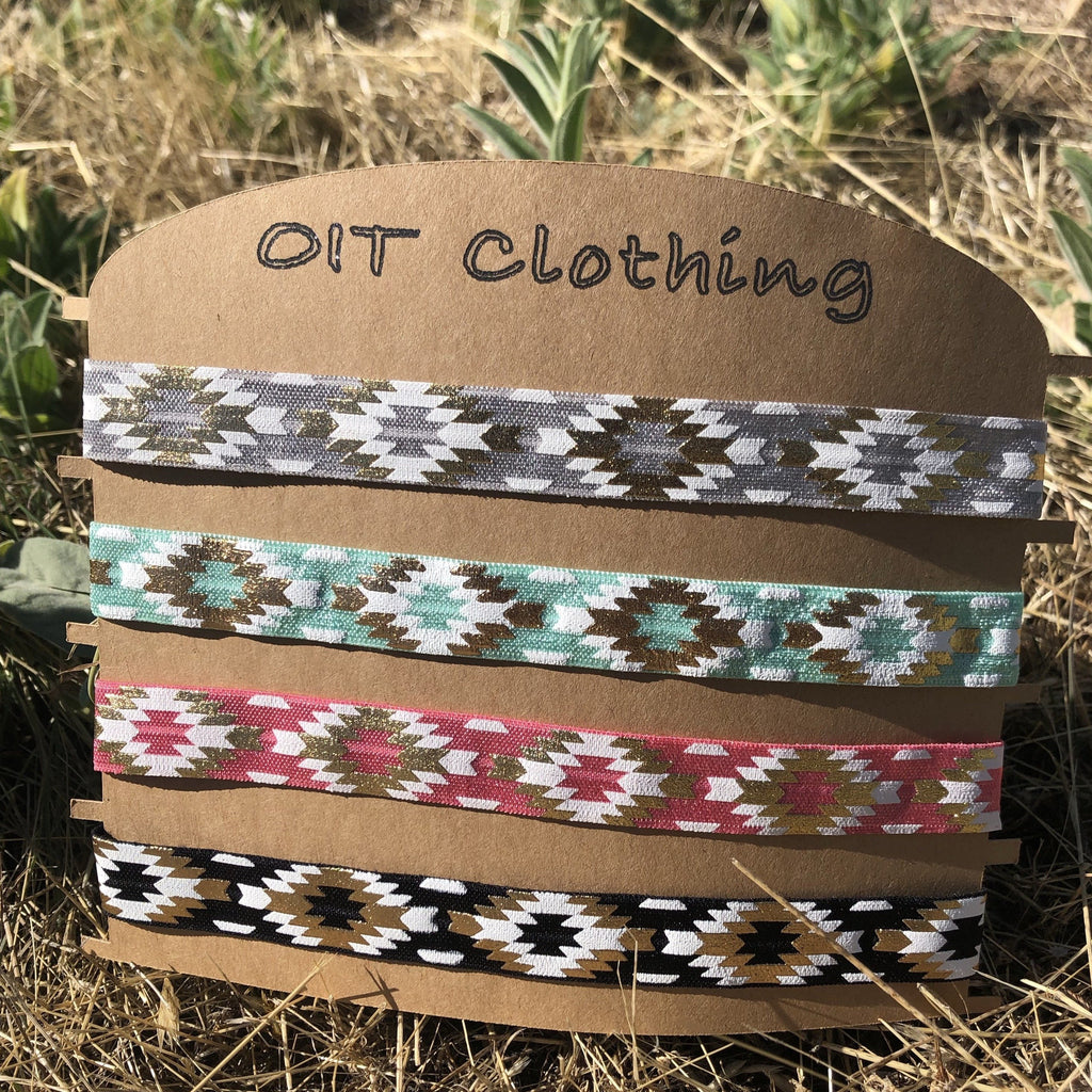 Elastic Chokers (4 in pack) - Our Indigenous Traditions