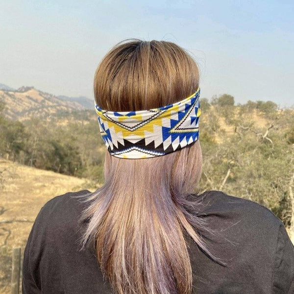 Sapphire Headband Headband accessories, america, bands, basketball, blue, business, clothing, clothing line, comfort, comfortable, fabric, face, Fall, hand wash, handcrafted, handmade, Headba