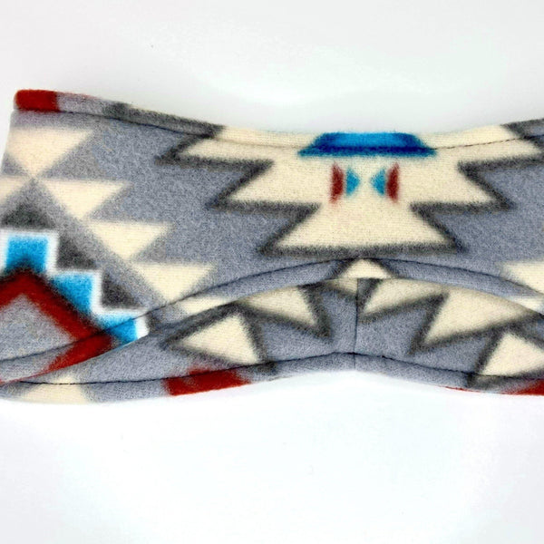 Reversible Ear Warmers - Our Indigenous Traditions